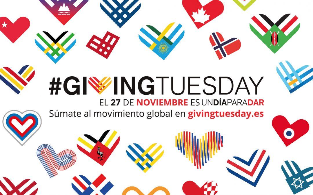 Este año la Fundación Psicopediatría participa en el #GivingTuesday