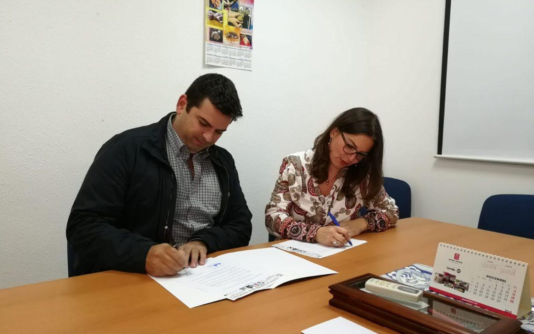 Firmado Convenio de Colaboración con la Federación Andaluza de Taekwondo