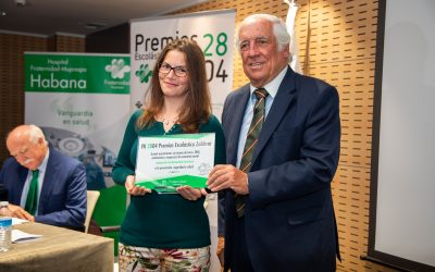 Fundación Psicopediatría premiada por la promoción de la seguridad laboral